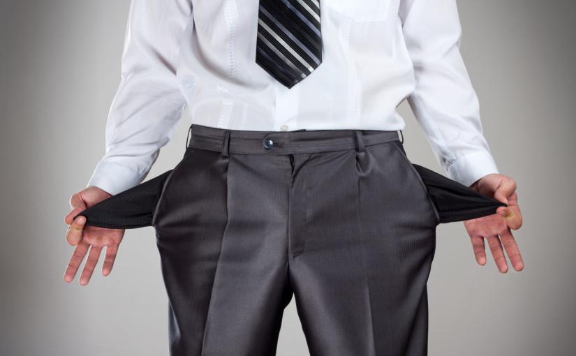 Waarom je blijft zitten met onbetaalde facturen